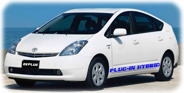 Plug-Prius Conversion
